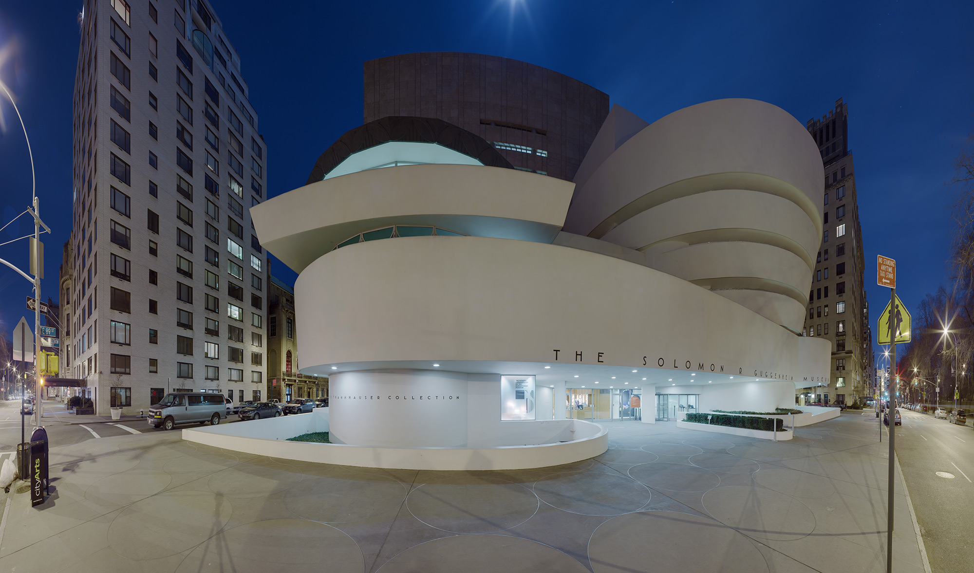 New York's Guggenheim