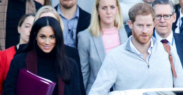 Meghan makes first midday outfit change as royals thrill Melbourne