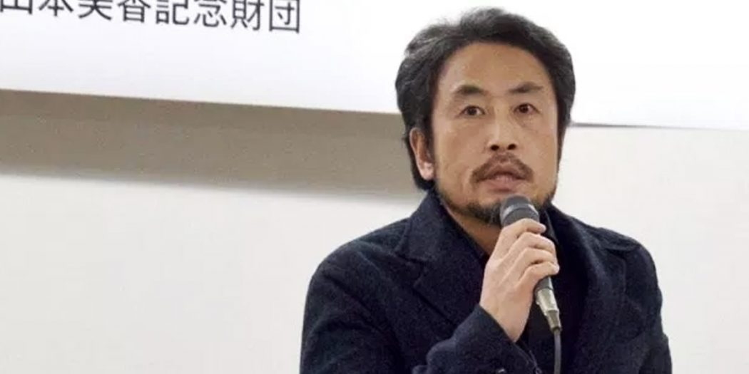 be welcomes reported release of Japanese journalist held in Syria