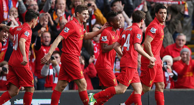 Liverpool go clear at top with win over Cardiff; Newcastle off bottom