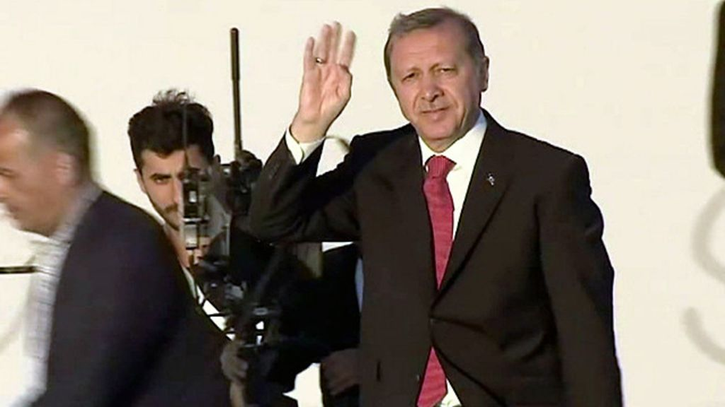 Journalist who staged protest during Erdogan visit to be deported