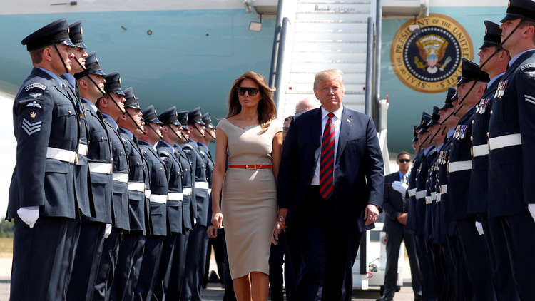 Trump and first lady to travel to Pittsburgh