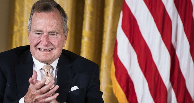 'Father of German reunification:' Bush Sr and the end of the Cold War