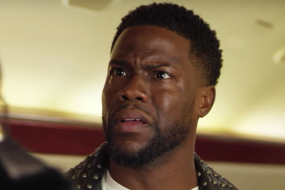 Comedian Kevin Hart won't host Academy Awards after tweets outcry