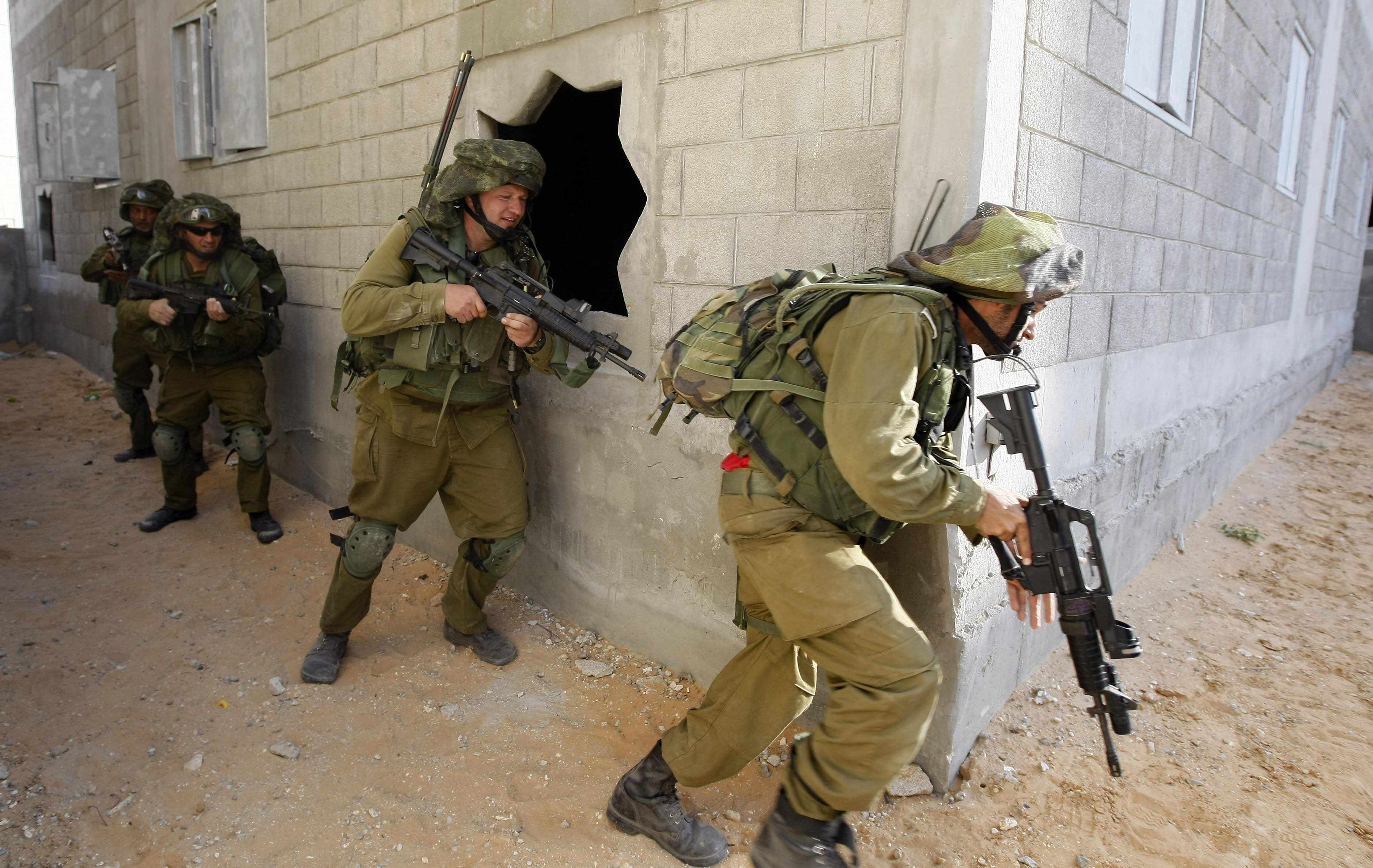 Israeli forces arrest 40 Palestinians after attack