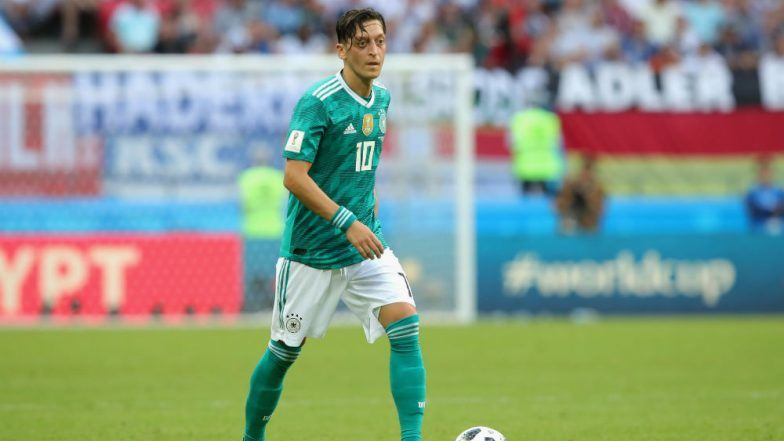 The story of Mesut Oezil: When football and politics collide