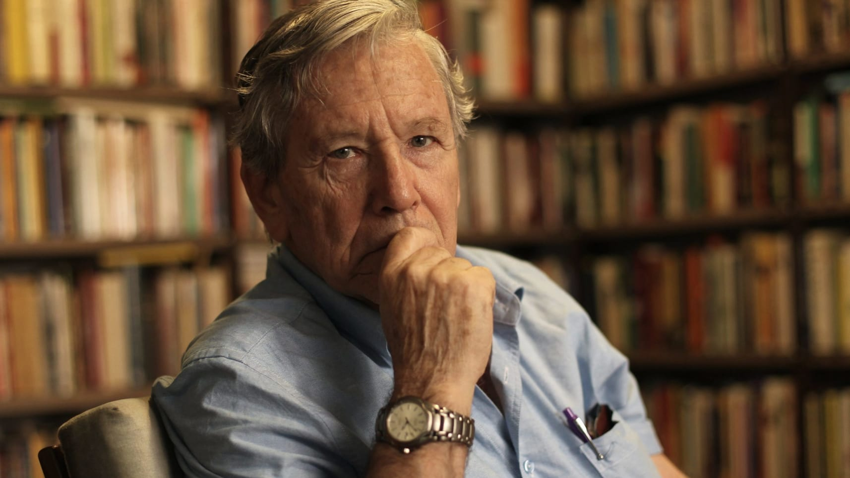 Israelis say goodbye to Amos Oz, 'genius and poet of the generation'