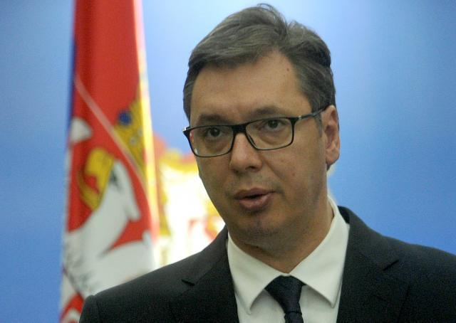 Serbian president