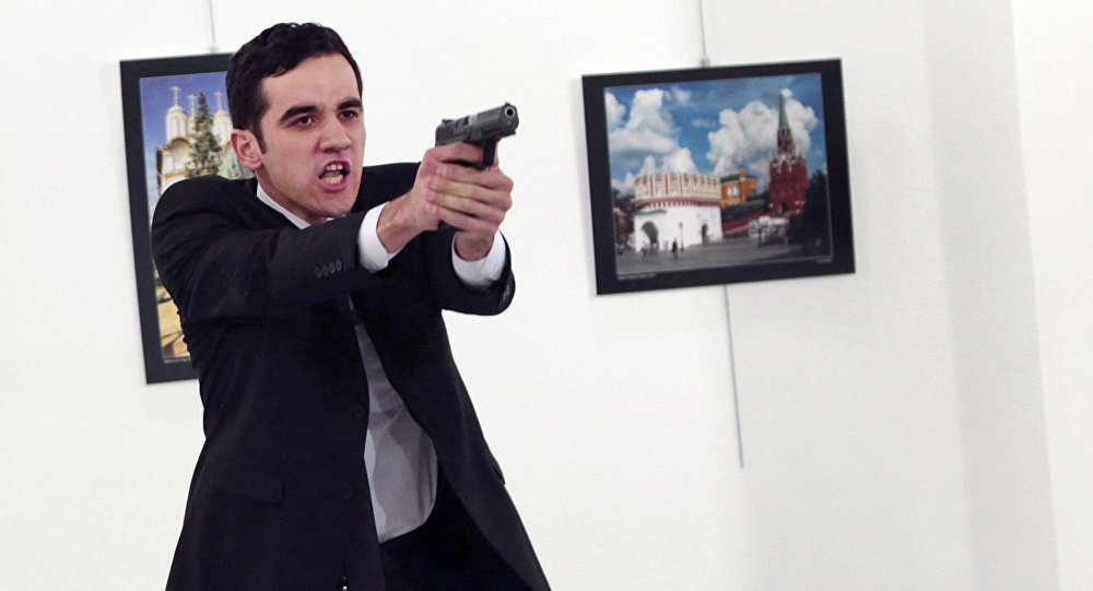Trial starts in Turkey for 2016 murder of Russian ambassador