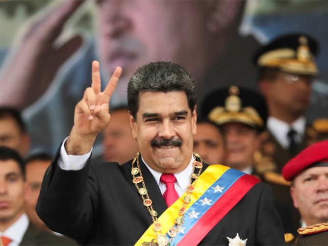 Frankfurter Rundschau on Venezuela: Maduro must go