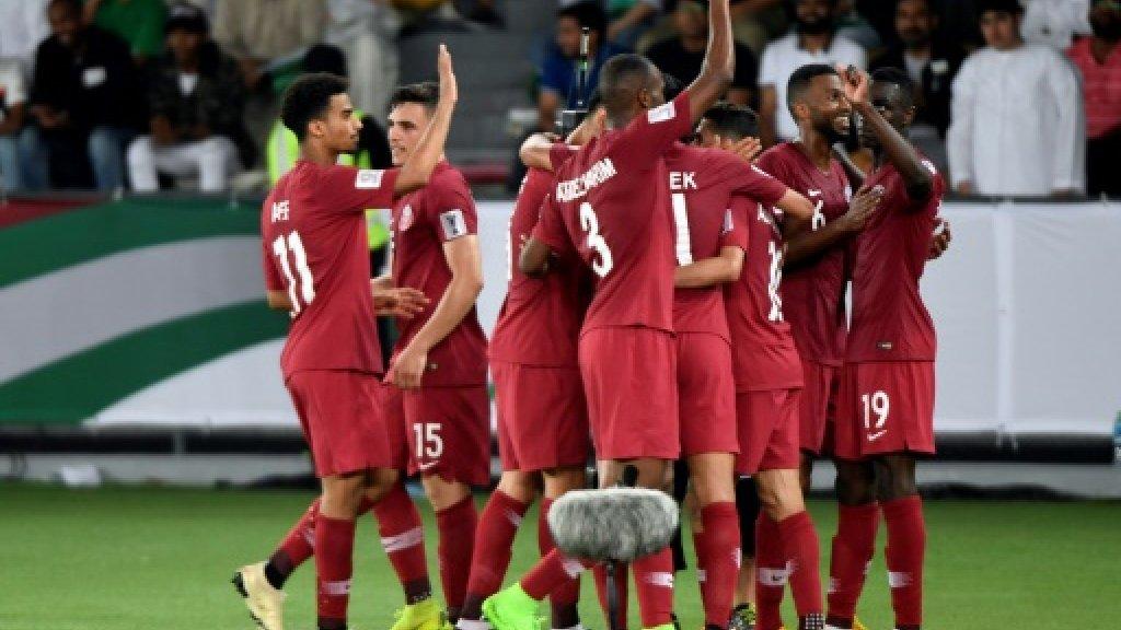 Qatar coach Sanchez dismissive of UAE's Asian Cup eligibility appeal