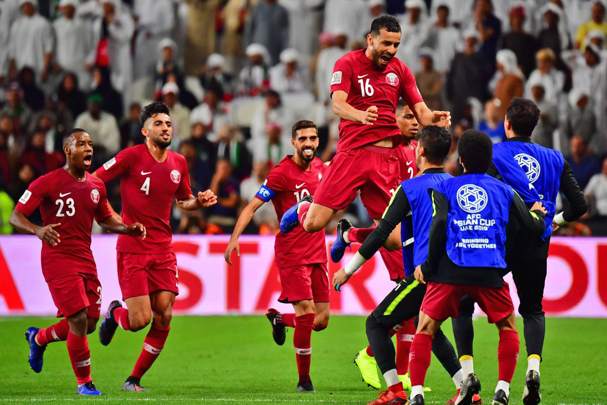 Qatar the stars after another major step towards 2022 World Cup