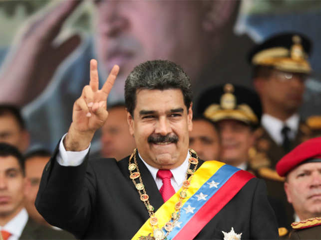 Venezuela's Maduro rejects aid as US, allies prepare to send it over