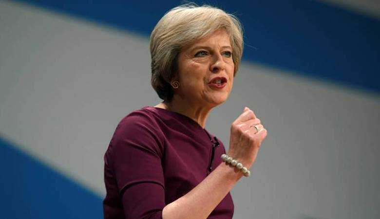 May returns to Brussels seeking Brexit concessions