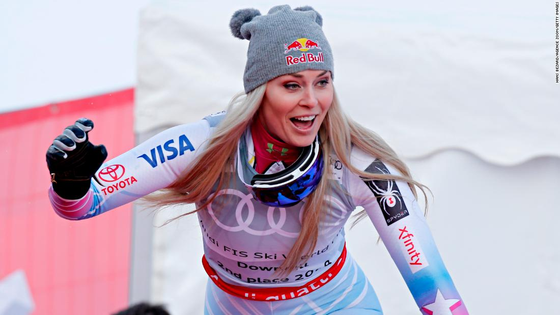 'I could still win' - Vonn pushes herself one last time in final race