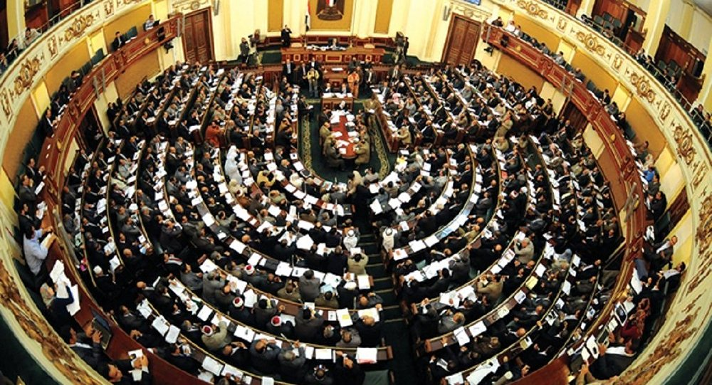 Egyptian parliament votes to extend president's term limits