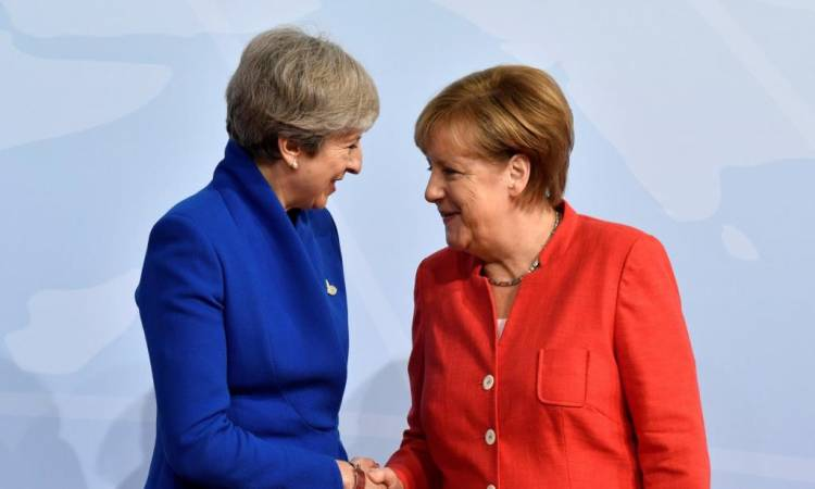 May: Brexit deal by March 29 'within our grasp'