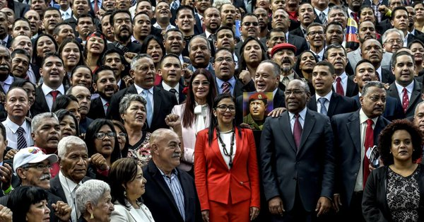 Venezuela blames widespread power outrage on 'American imperialism'