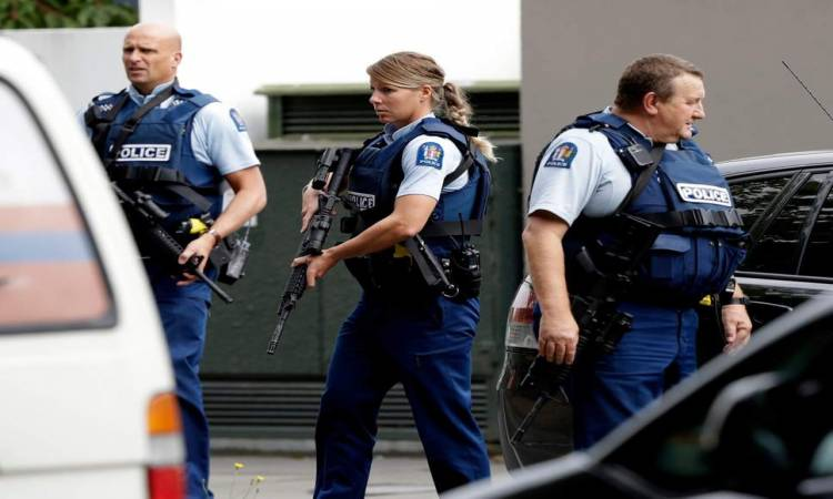 New Zealand just like 'rest of the world' after deadly mosque attacks