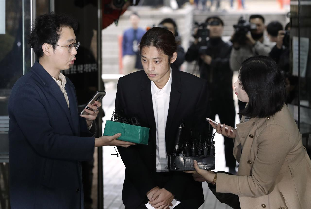 K-pop singer Jung Joon Young arrested in secret sex taping scandal