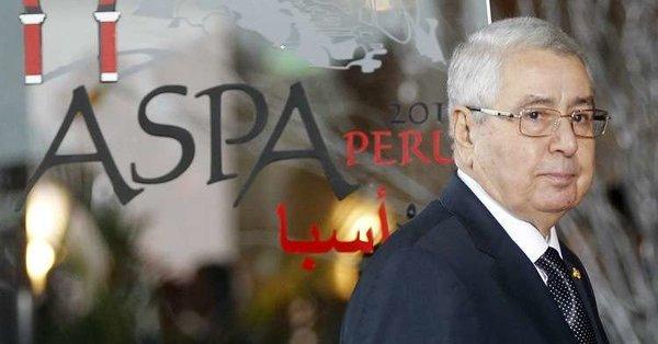 Algeria names interim president after Bouteflika's resignation