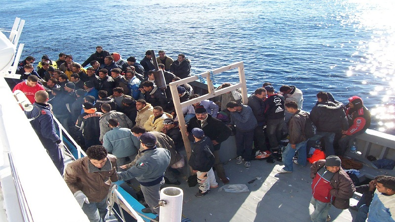 NGO boat migrants to land in Malta before transfer to EU countries