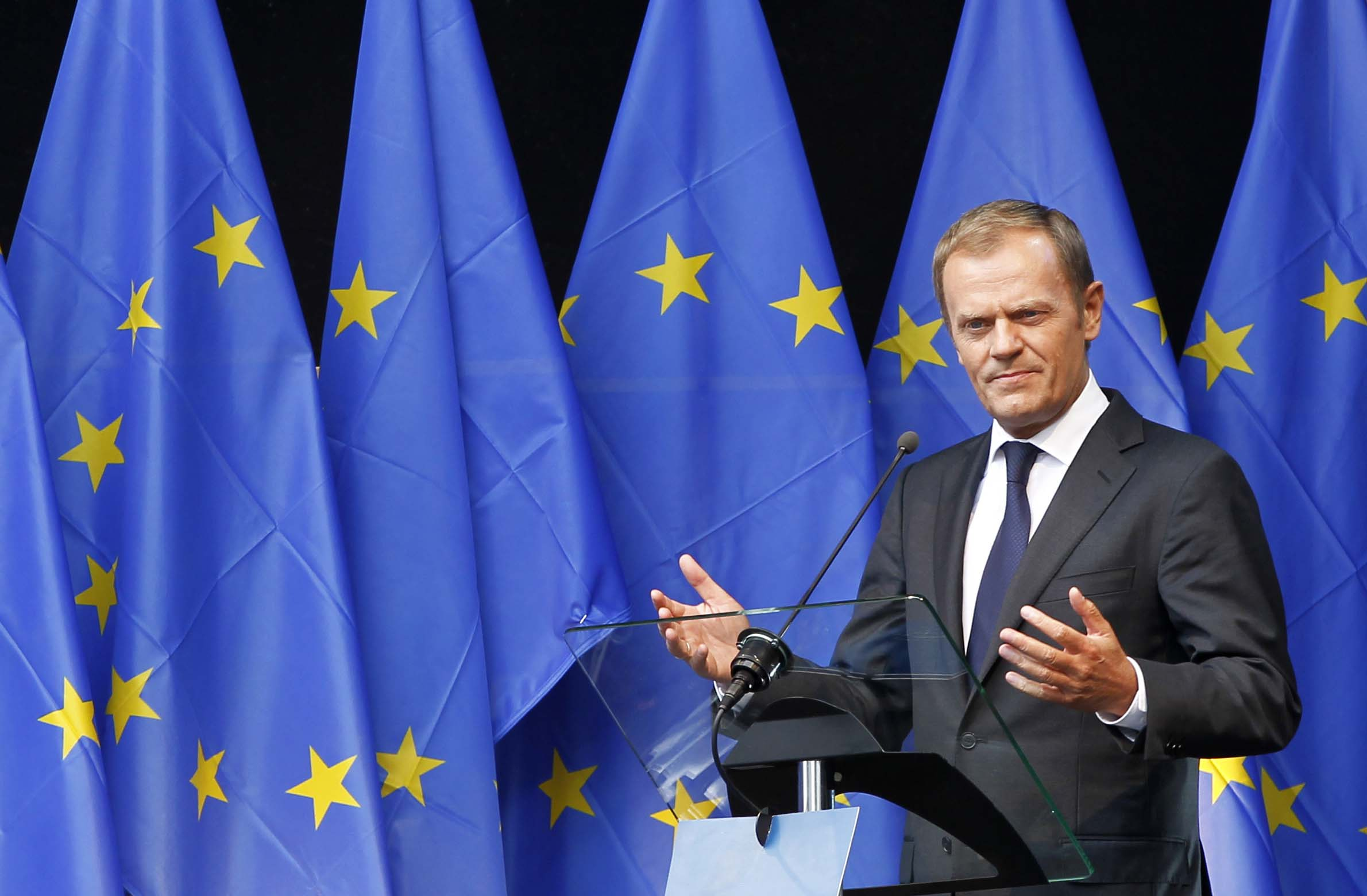 EU's Tusk calls on all member states to help rebuild Notre Dame