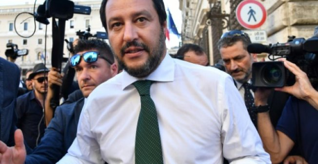 Future of Italian government in question after major cabinet row