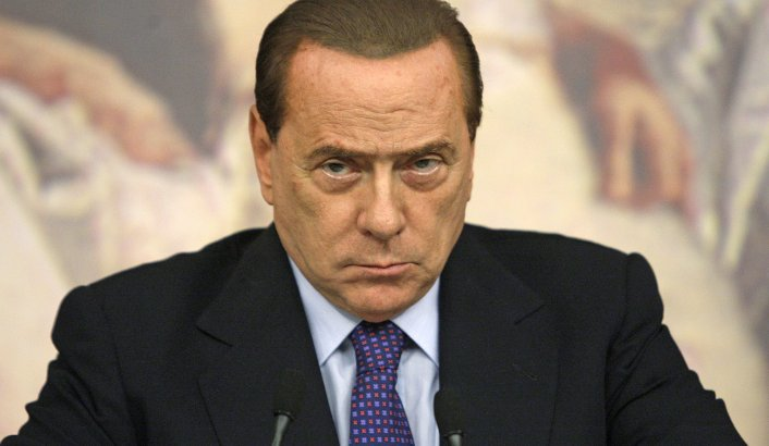 Berlusconi receives medical treatment in Milan