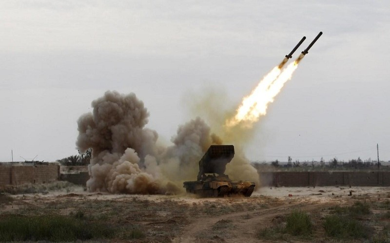 North Korea launches short-range 'projectiles' towards Sea of Japan