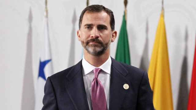 Blunder in Italy as King of Spain honoured with Franco-era hymn