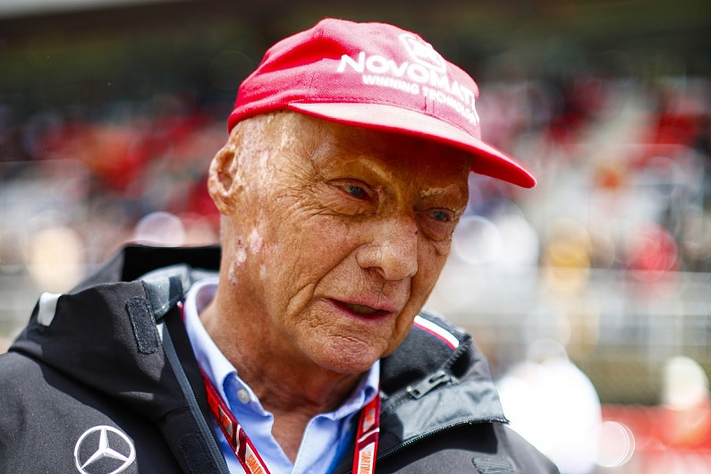 Formula One mourns loss of 'true legend' after Lauda death
