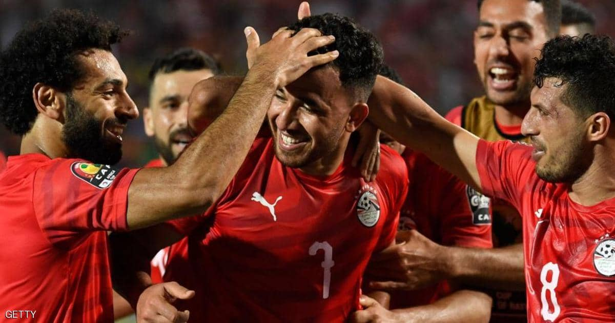 Egypt get off to winning start in Africa Cup of Nations opener
