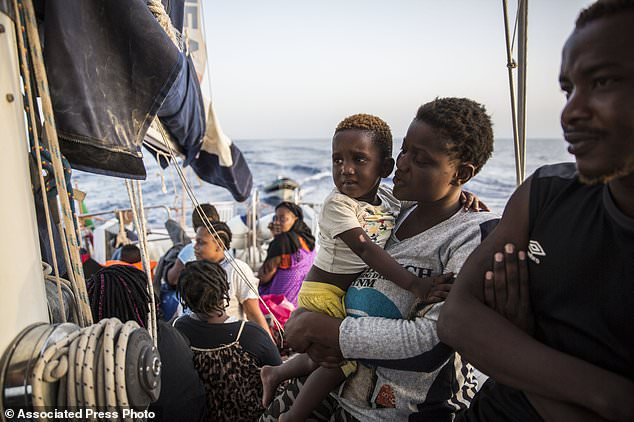 German NGO ship sailing to Lampedusa amid fresh migrant stand-off