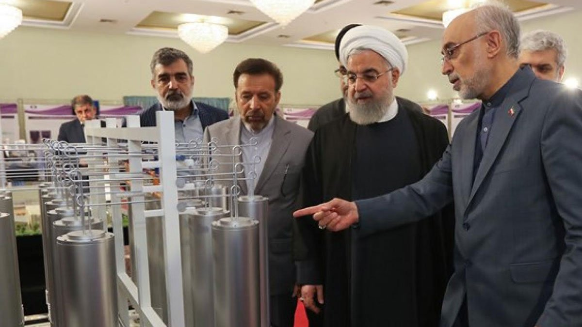 Israel: Iran's uranium enrichment is for one thing - atomic bombs
