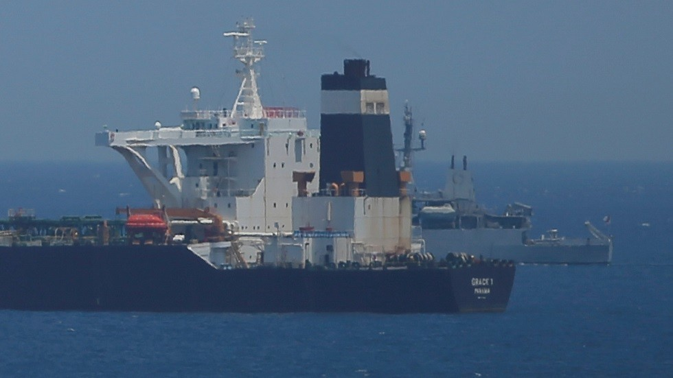 London offers Iranian oil tanker release for Syria guarantees
