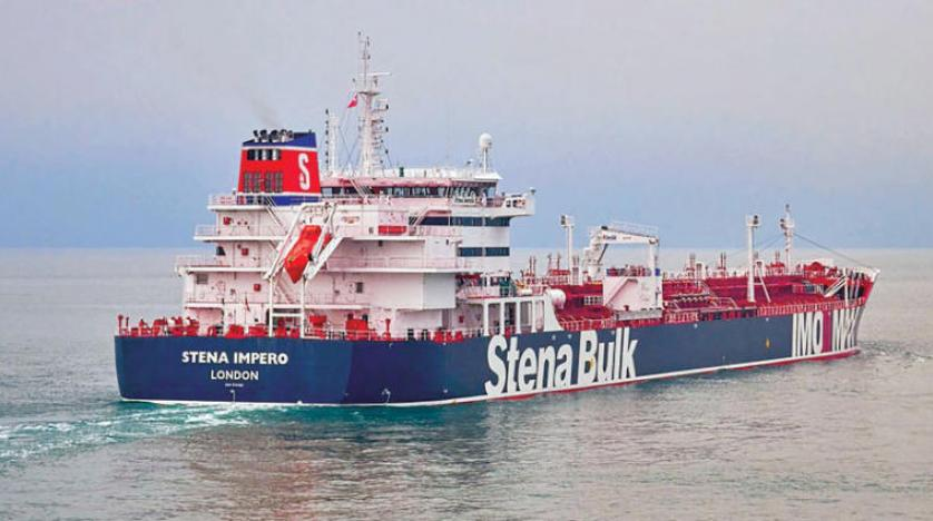 Britain voices 'disappointment' as Iran doubles down on seized tanker
