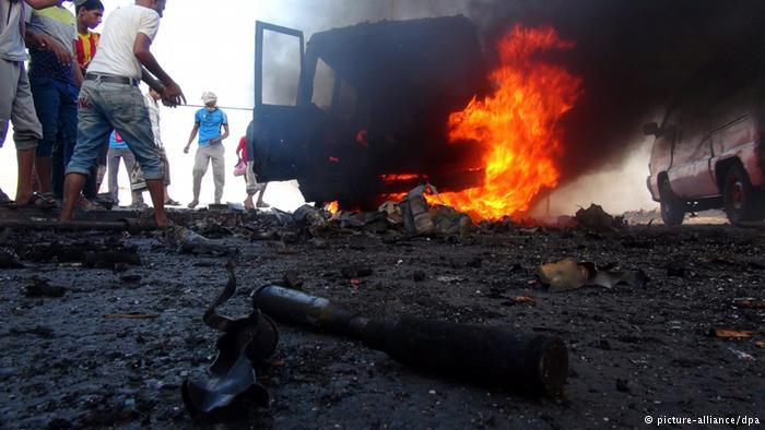 Saudi-led alliance hits rebel targets in Yemeni capital Sana'a