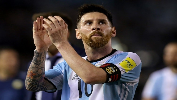 Messi given one game ban for Copa America red