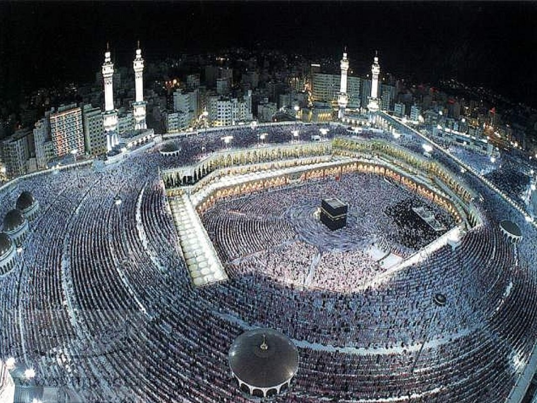Over 2 million Muslim pilgrims throng Mount Aaraft for Hajj climax