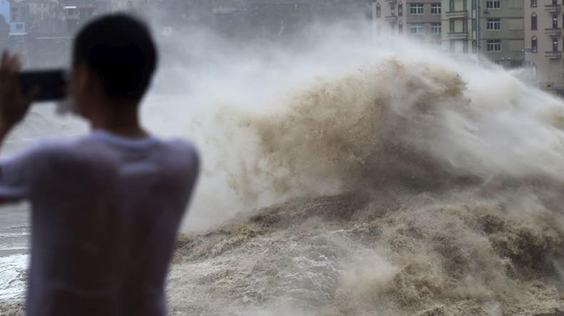 Typhoon Lekima kills 43 in China