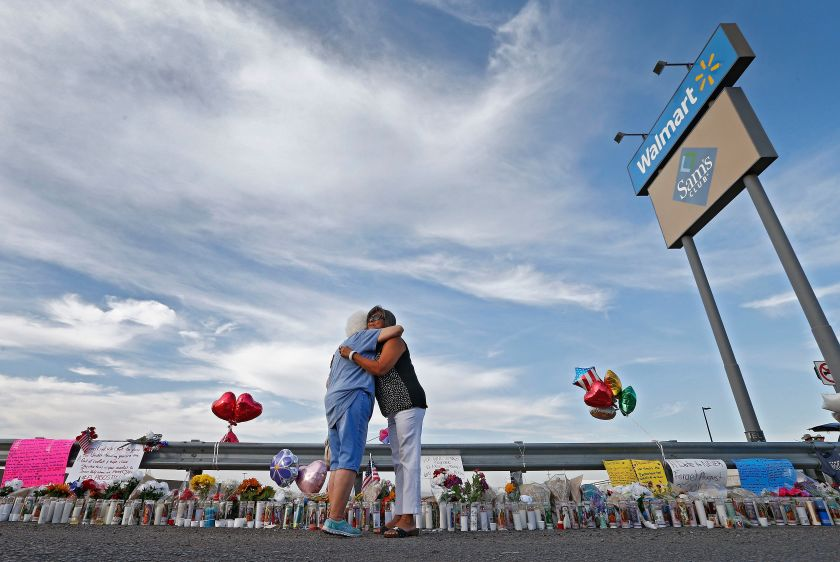 In El Paso's wake, a corrido honors the dead