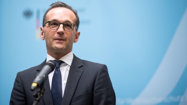 German Foreign Minister begins North American tour with UN meeting