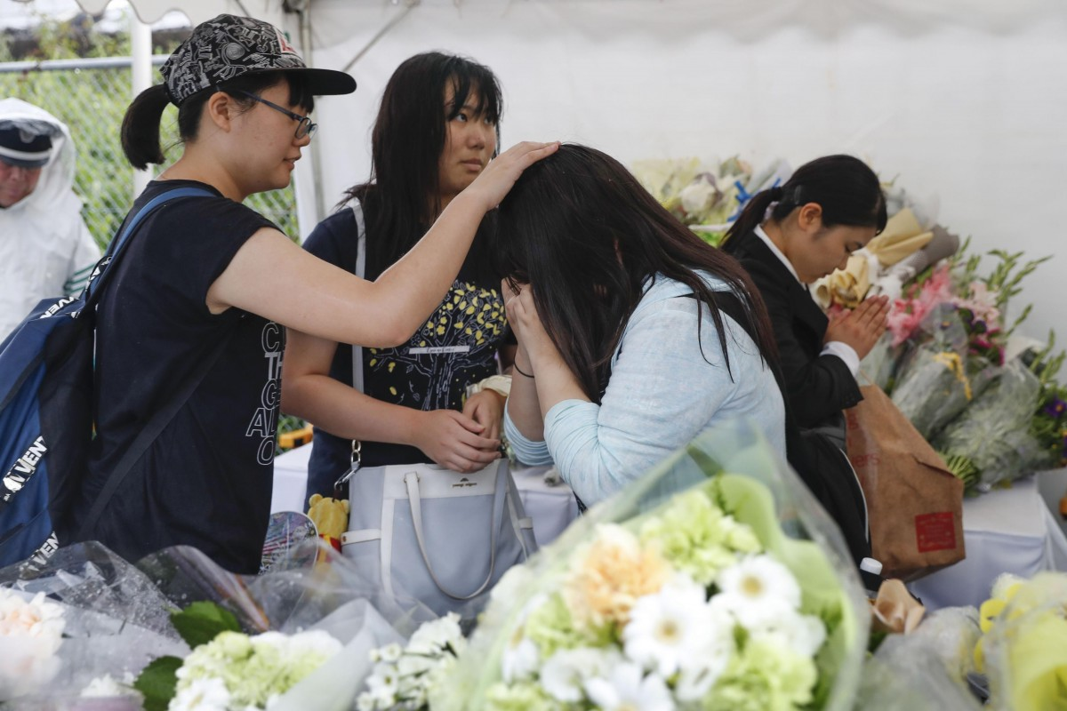 Anime fans mourn victims of Kyoto Animation arson attack in Japan
