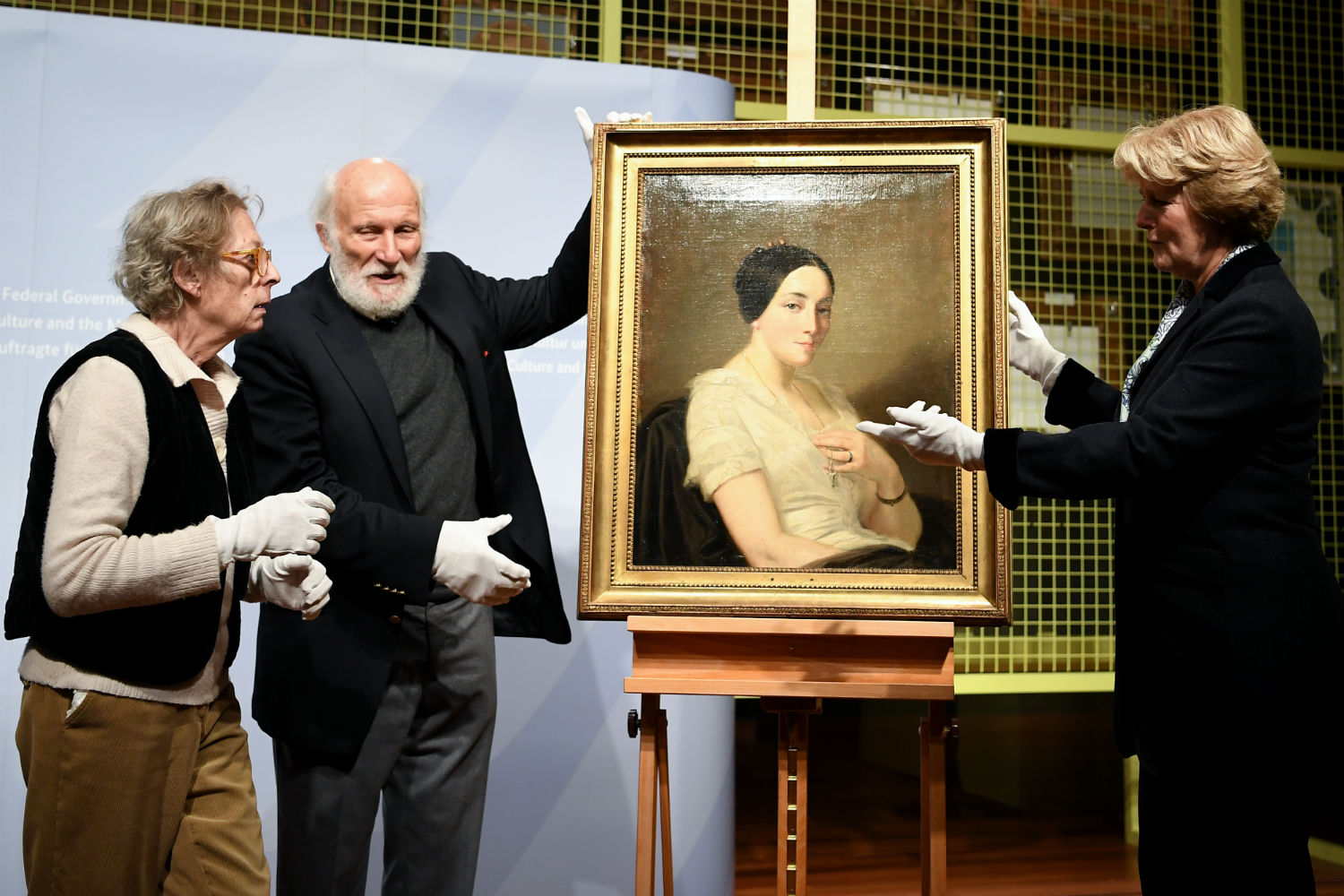 German art gallery to return stolen drawings to Jewish heirs