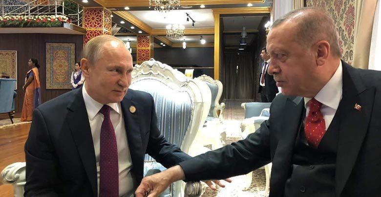 Erdogan says Turkey to send ground troops into Syria 'very soon'