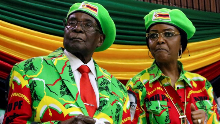 Zimbabwe's Mugabe dies in Singapore aged 95