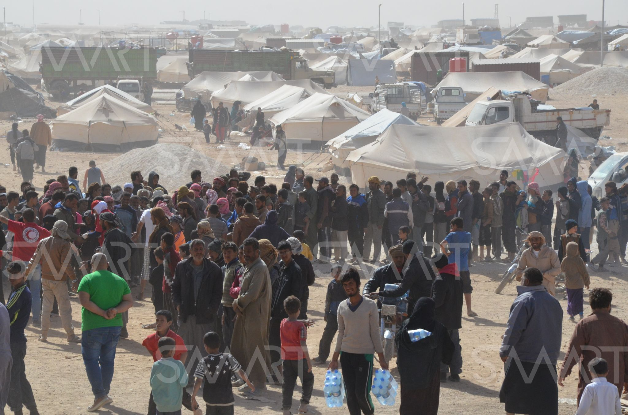 UN: Hundreds of displaced children died at Syria's al-Hol camp