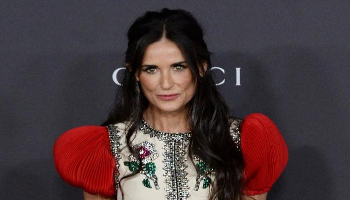 Demi Moore recalls having to 'revive' her mother from drug overdose