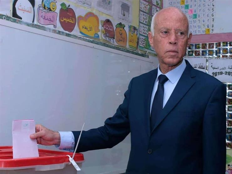45 per cent of voters participated in Tunisia's presidential polls